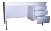Лабораторные медицинские столы.