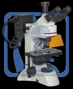 микроскоп биомед 5ПР Люм